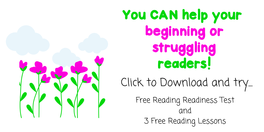 How to help a beginning or struggling reader