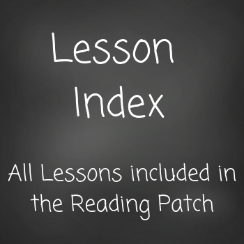 Lesson Index