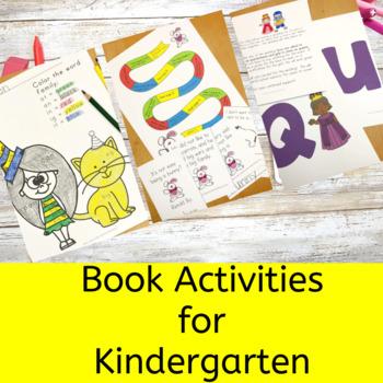 Book Companion Activities